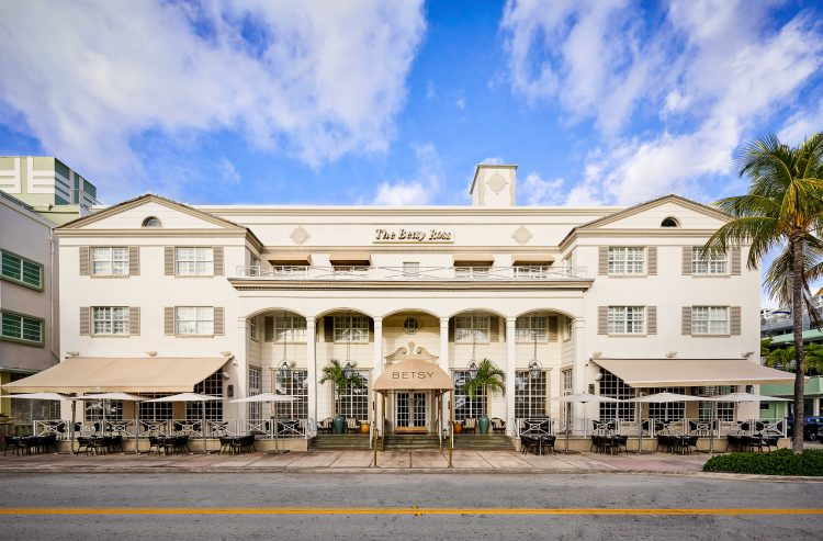 The Betsy Hotel - South Beach