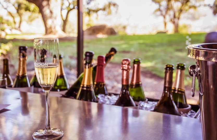 Napa Valley Wineries: Domaine Chandon