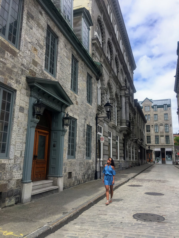 A weekend in Montreal