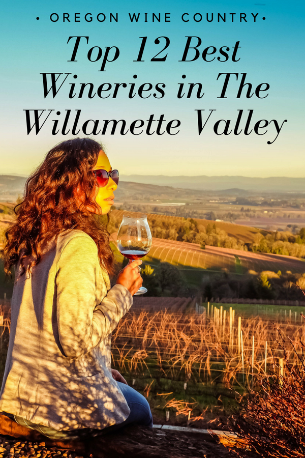 Top 12 Best Wineries in the Willamette Valley