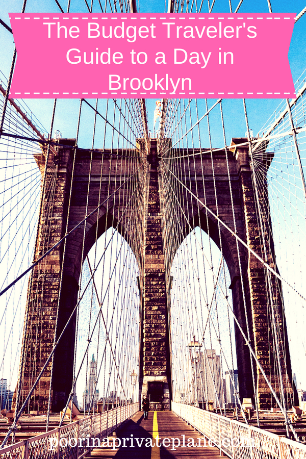 The Budget Traveler's Guide to a Day in Brooklyn