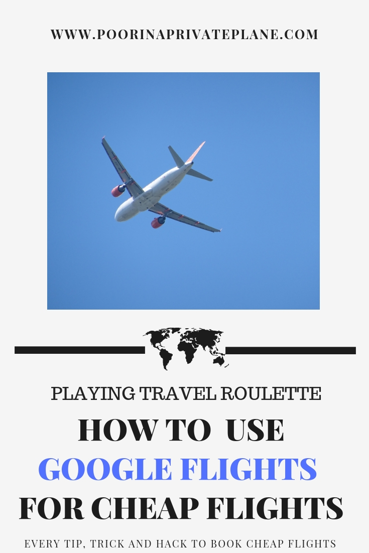 Have you ever played Travel Roulette? Whether you're looking for a cheap flight, your next getaway, a cheap destination or just need some travel inspiration. Learn all the tips, tricks and hacks you need when booking your next flight using Google Flights.