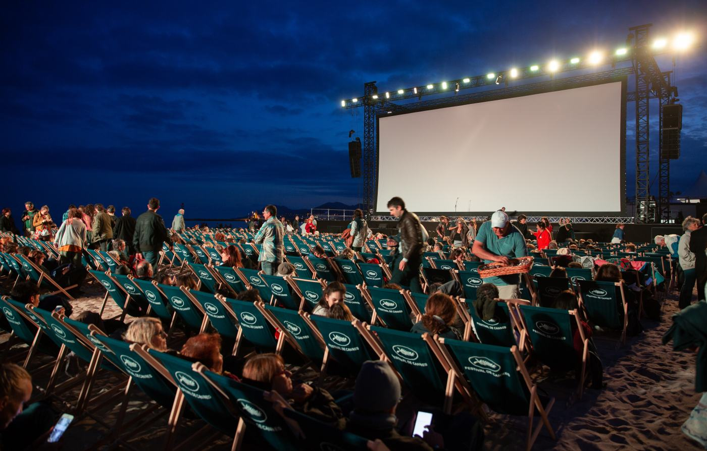 New York Outdoor Movies - Free Movies in NYC All Summer