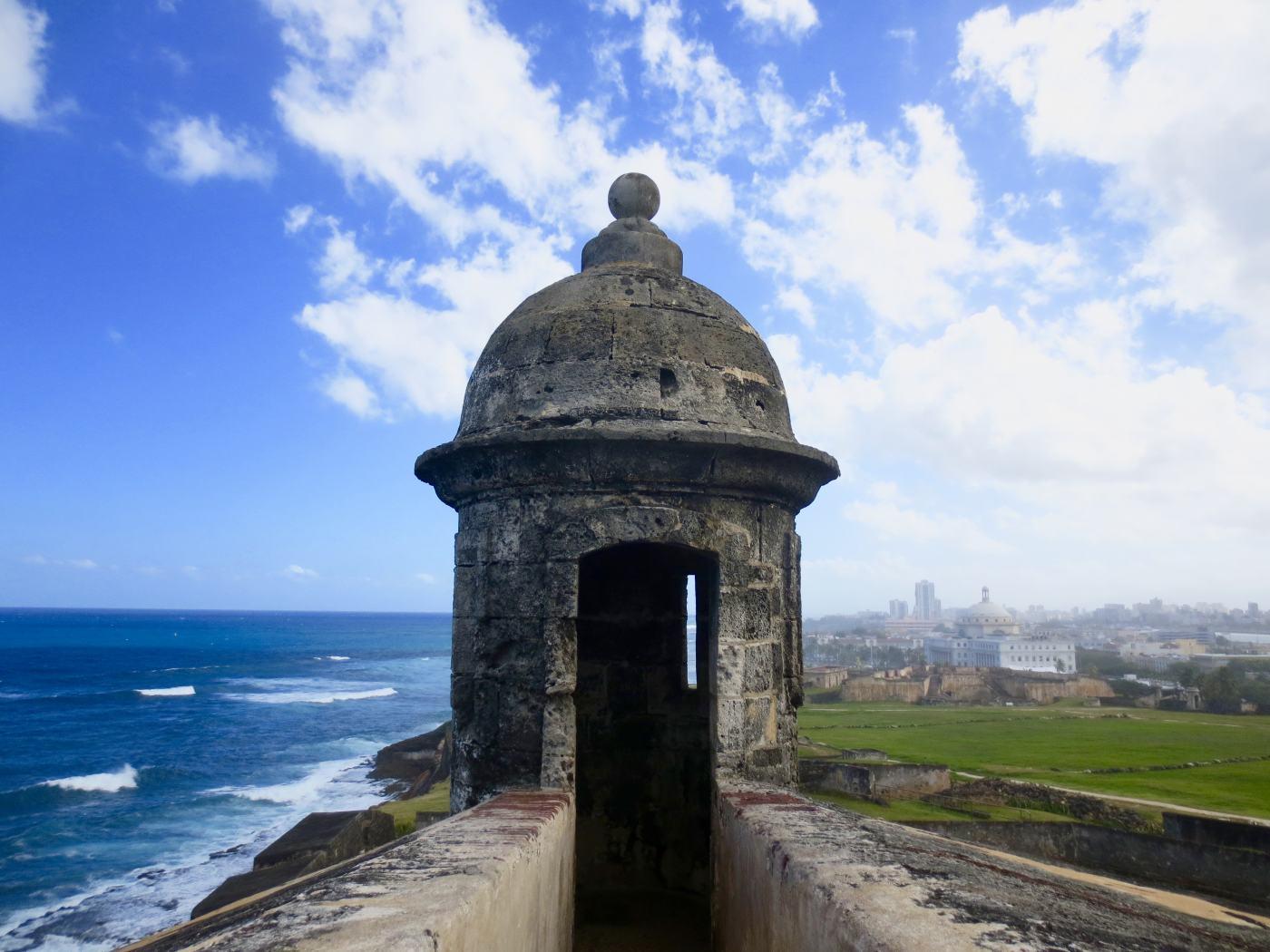 El Morro Old San Juan