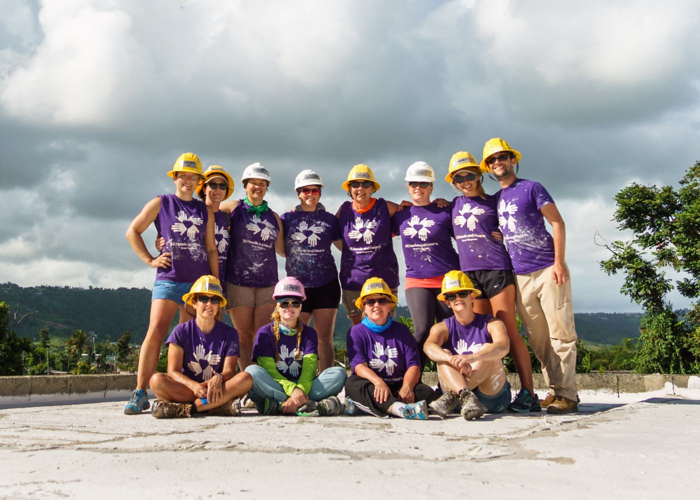 Volunteering in Puerto Rico