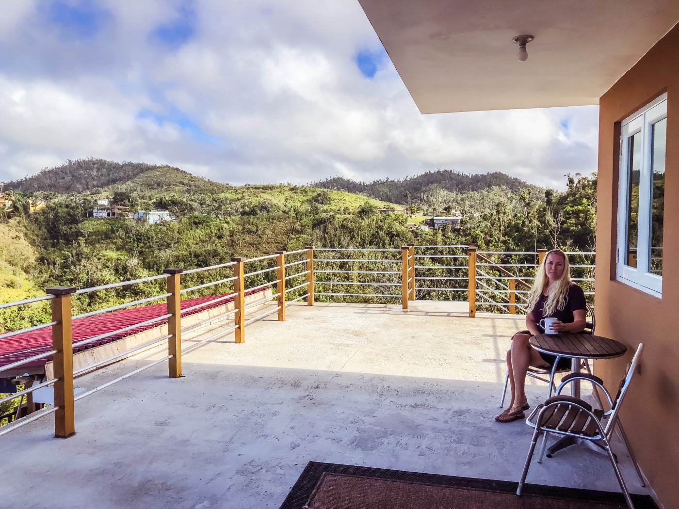 Mountain getaway in Coamo Puerto Rico
