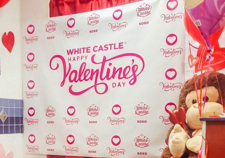 White Castle Valentine's Day