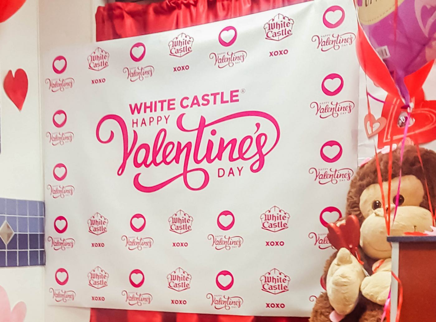 White Castle Valentine's Day