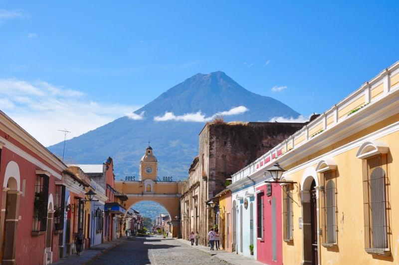 Budget Travel Destinations-Antigua Guatemala