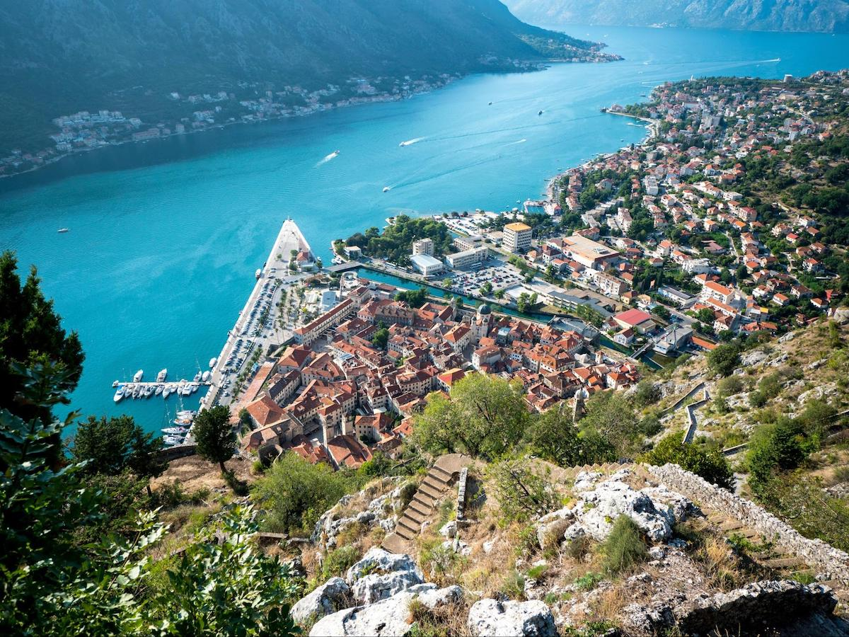 Montenegro-Cheapest countries to travel