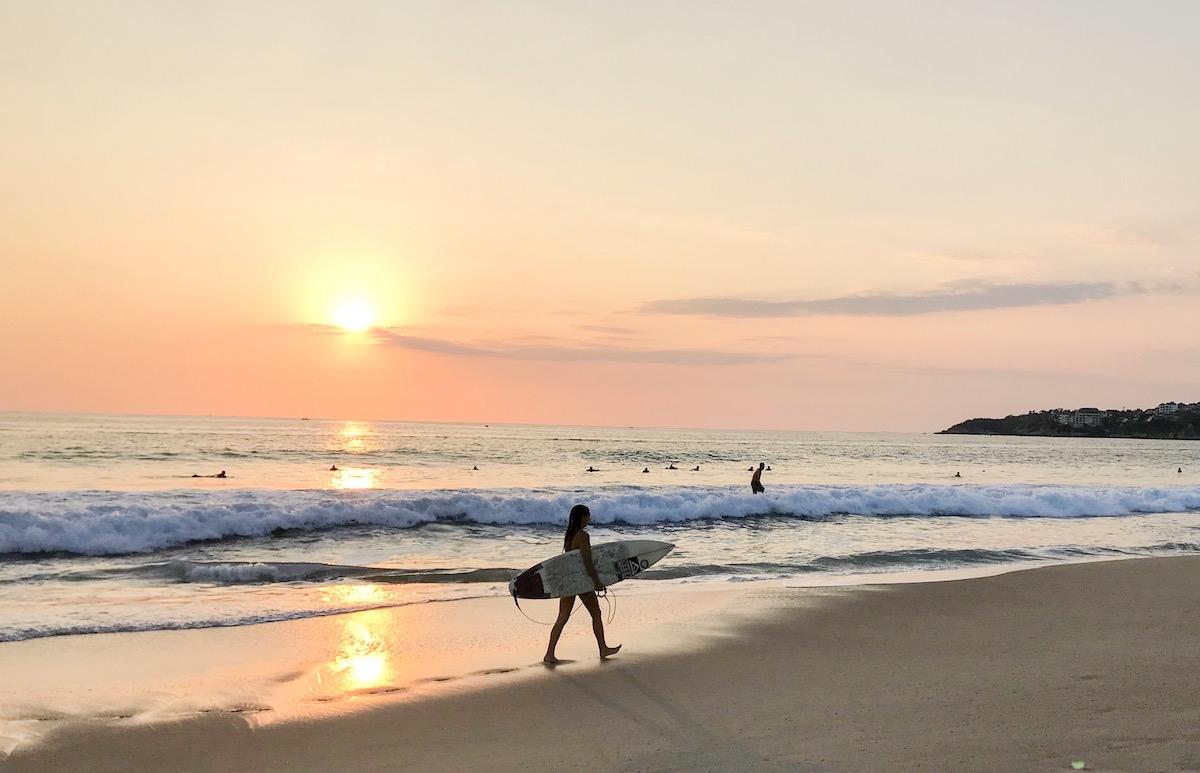 Puerto Escondido, Oaxaca Mexico- Cheap Places to Travel