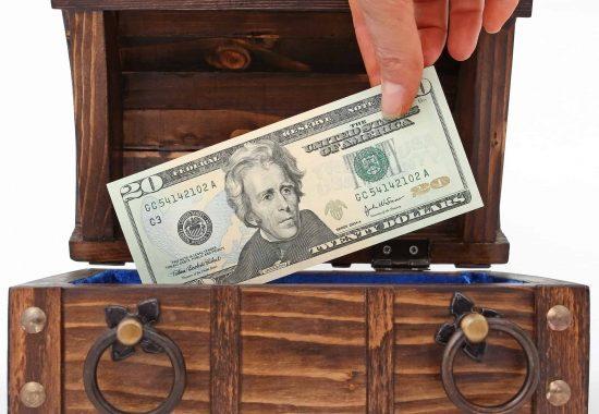 Start A Travel Fund: Saving Money