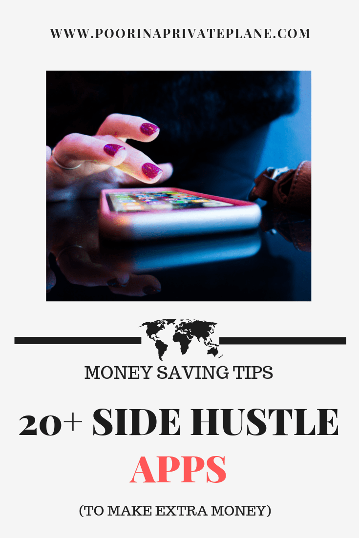 Side Hustle Apps to Make Extra Money