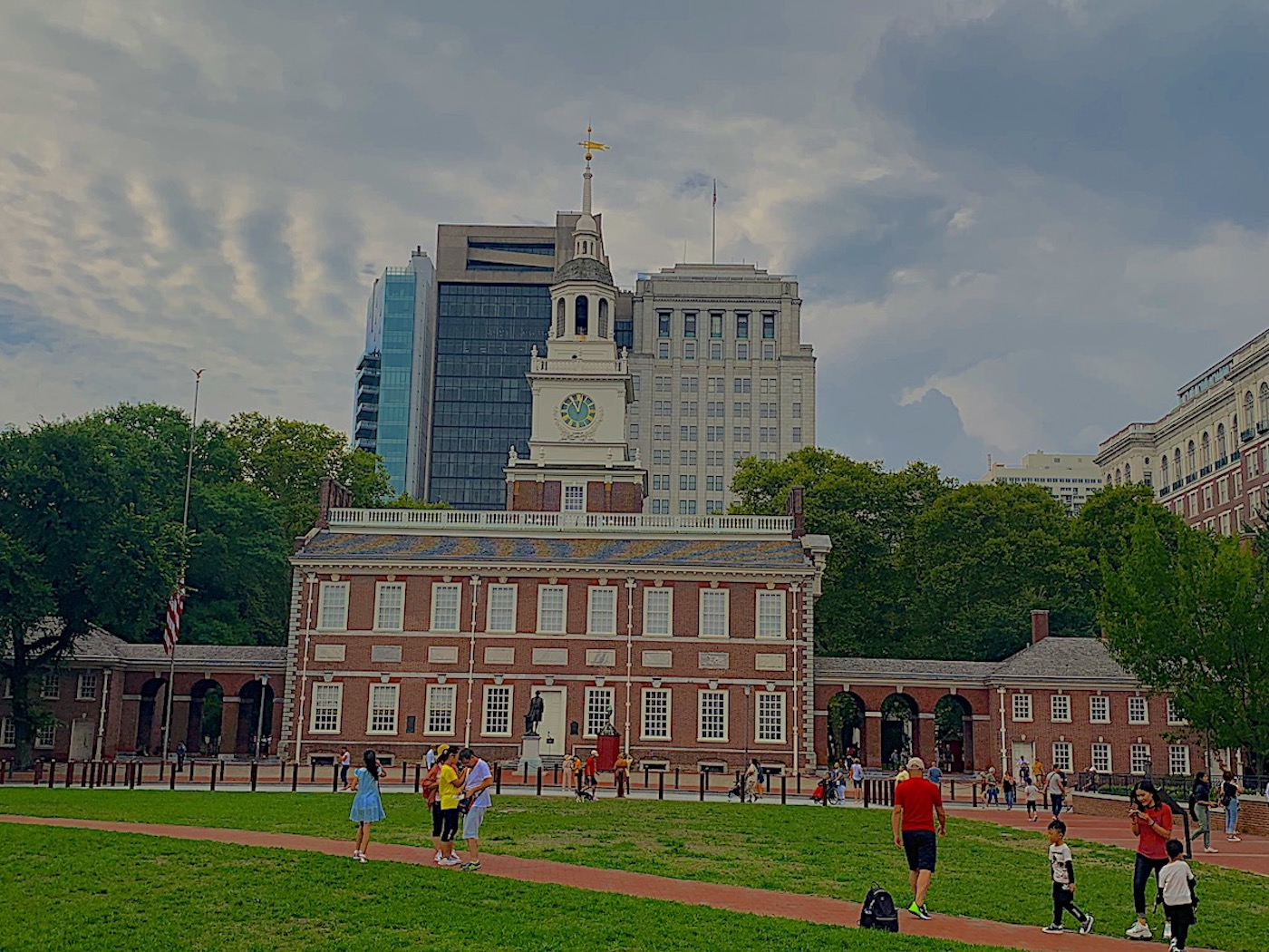 Day Trips from NYC-Philadelphia, PA