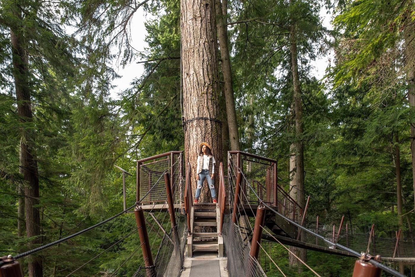 Vancouver Itinerary- Capilano