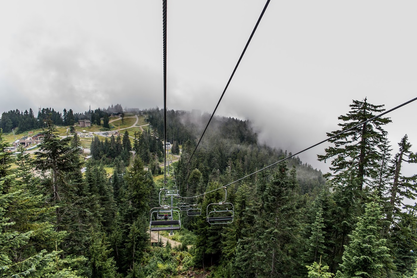 Vancouver Itinerary: Grouse Mountain