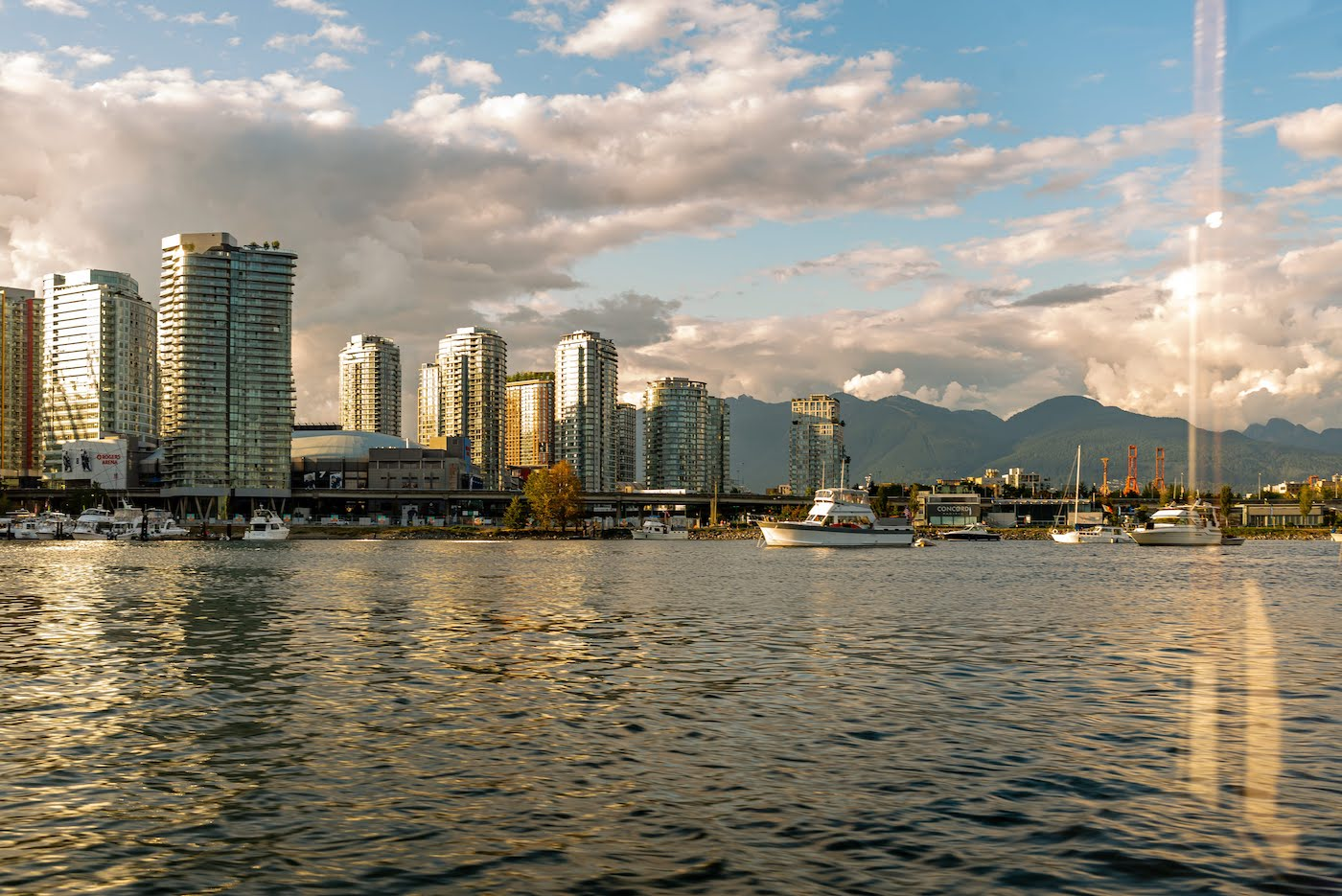 Vancouver itinerary