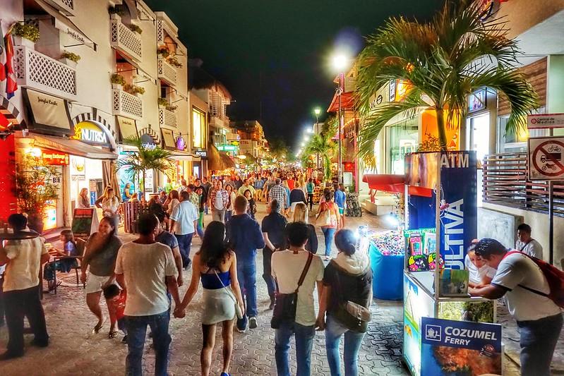 Playa Del Carmen- 5th Avenue