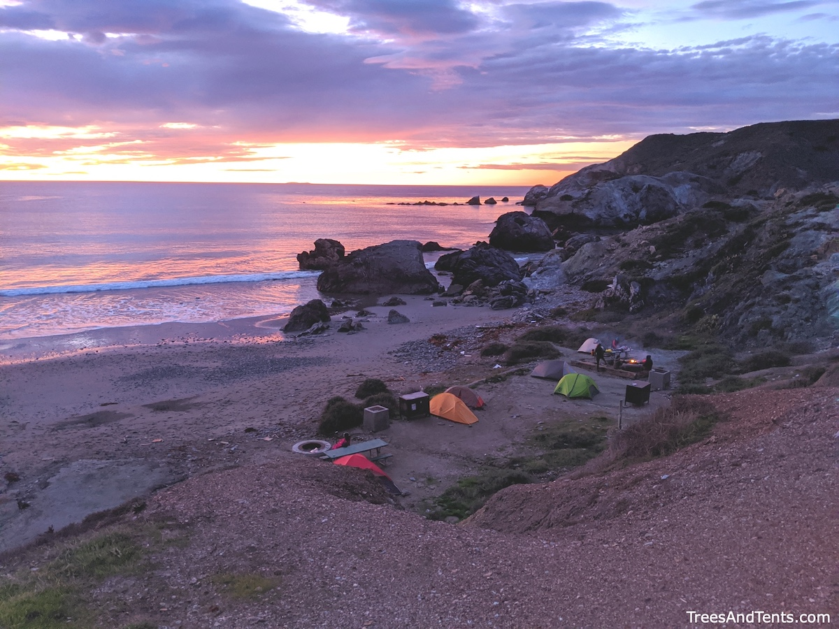 Catalina Island Camping-Best Places to Camp in the US