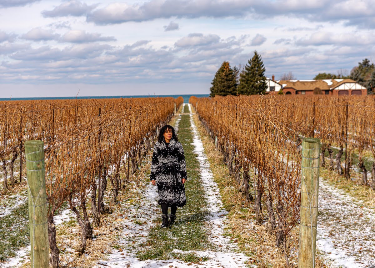 Niagara on the Lake Wineries- Konzelman