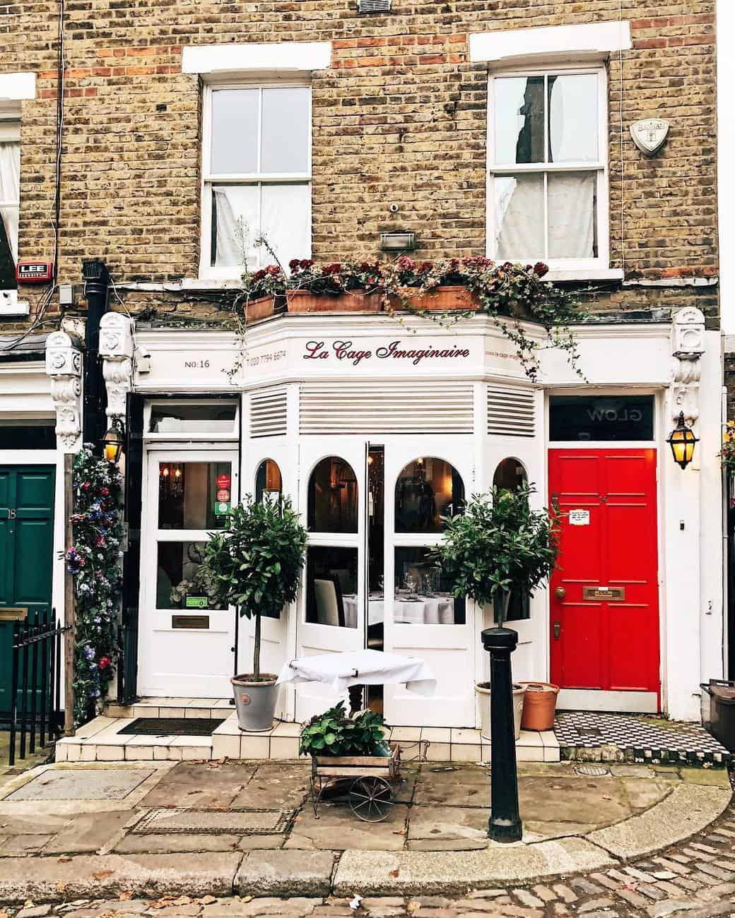 Hampstead-London Neighborhood