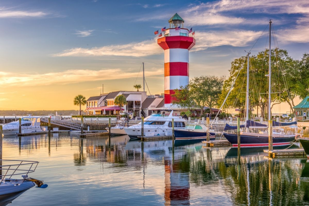 Harbour Town-Hilton Head