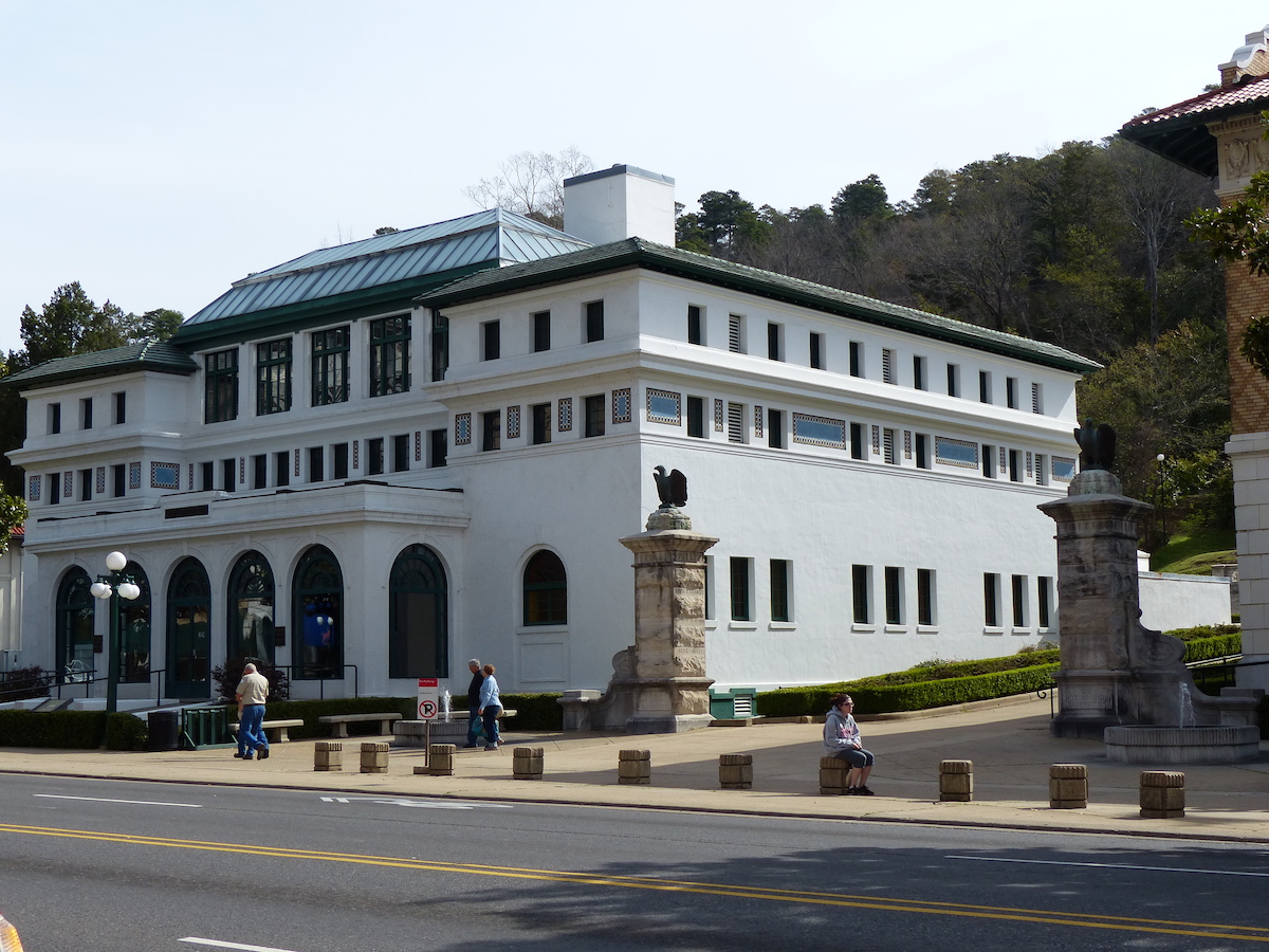 Hot Springs Arkansas