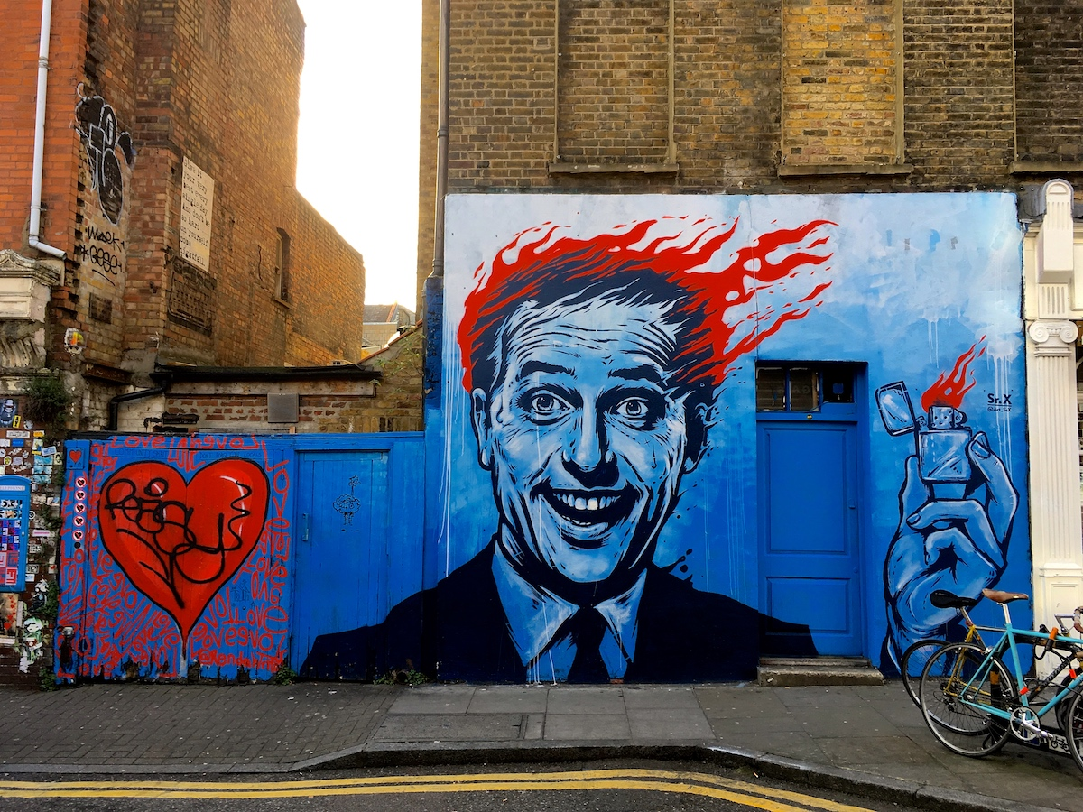 Street Art in Shoreditch