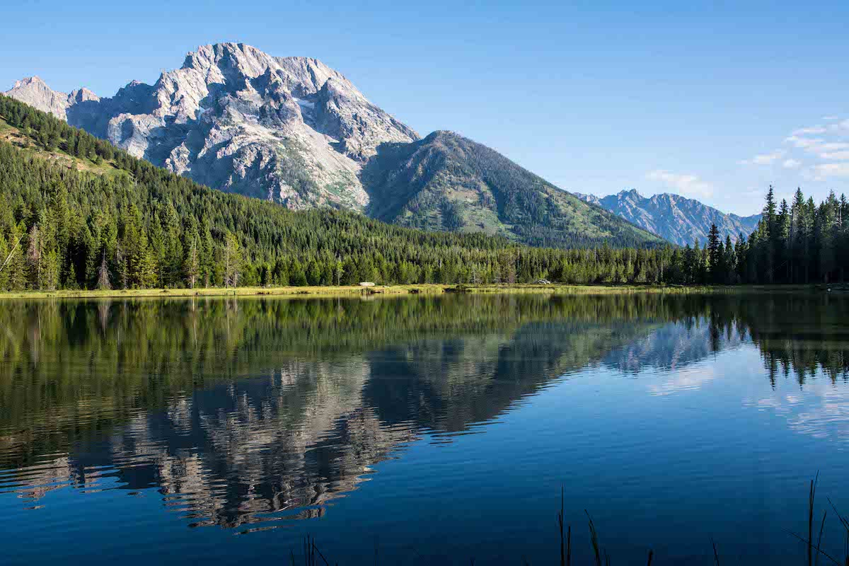 String Lakes-Grand Teton Wyoming