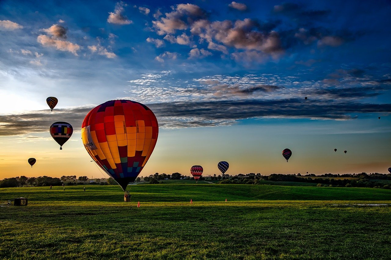 hot-air-balloons-Iowa
