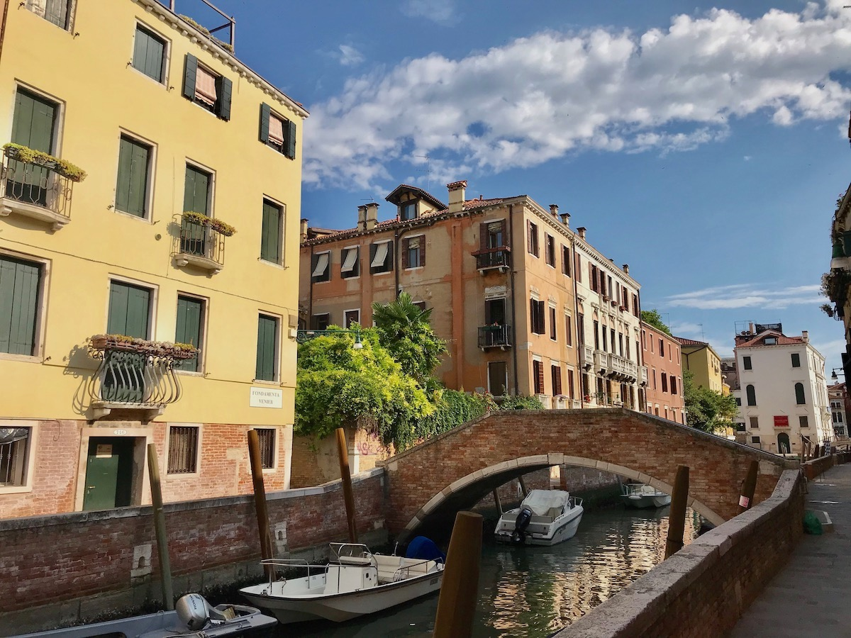 popular cities in italy Venice