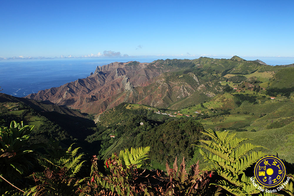 St Helena Island places to go around the world