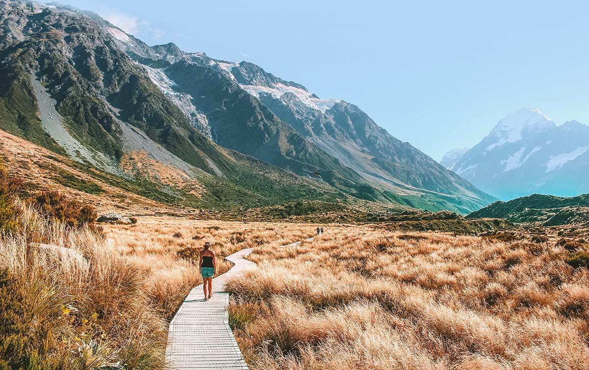Mount Cook beautiful landscapes around the world