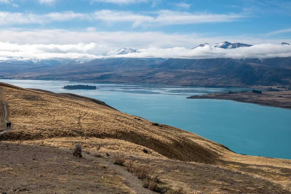best places to visit around the world Lake Tekapo