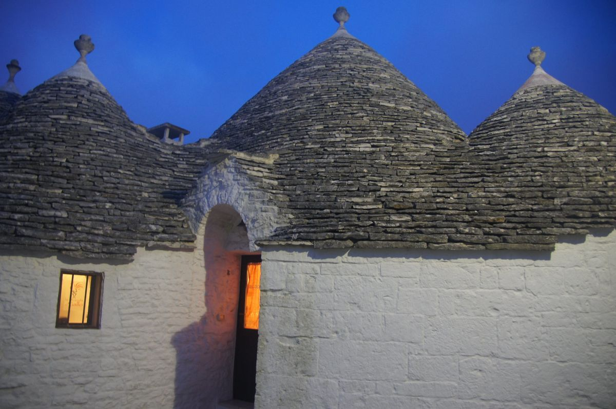 interesting places to visit in italy- Alberobello