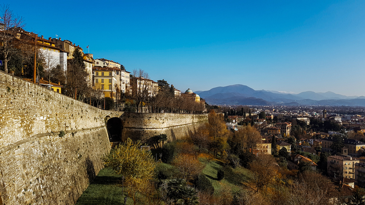 northern italy places to visit-Bergamo