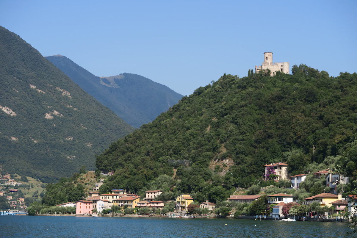 best destinations italy monte isola