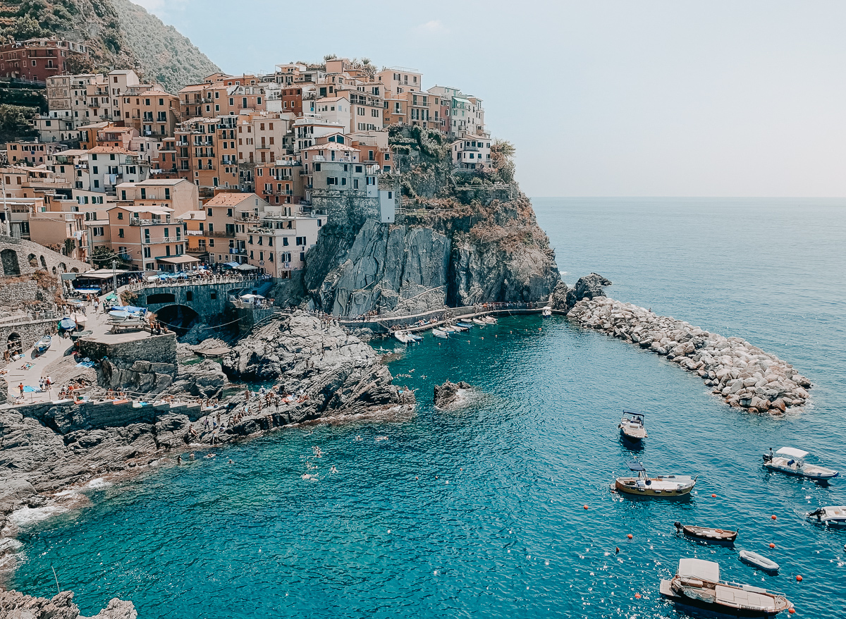 fun places to go in italy Cinque Terre