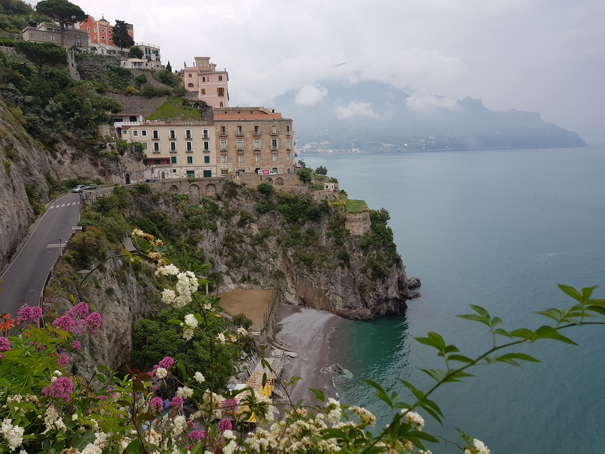 fun places to visit in italy Amalfi Coast