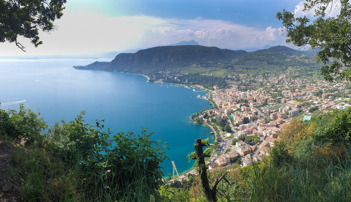 beautiful pictures of italy Lake Garda