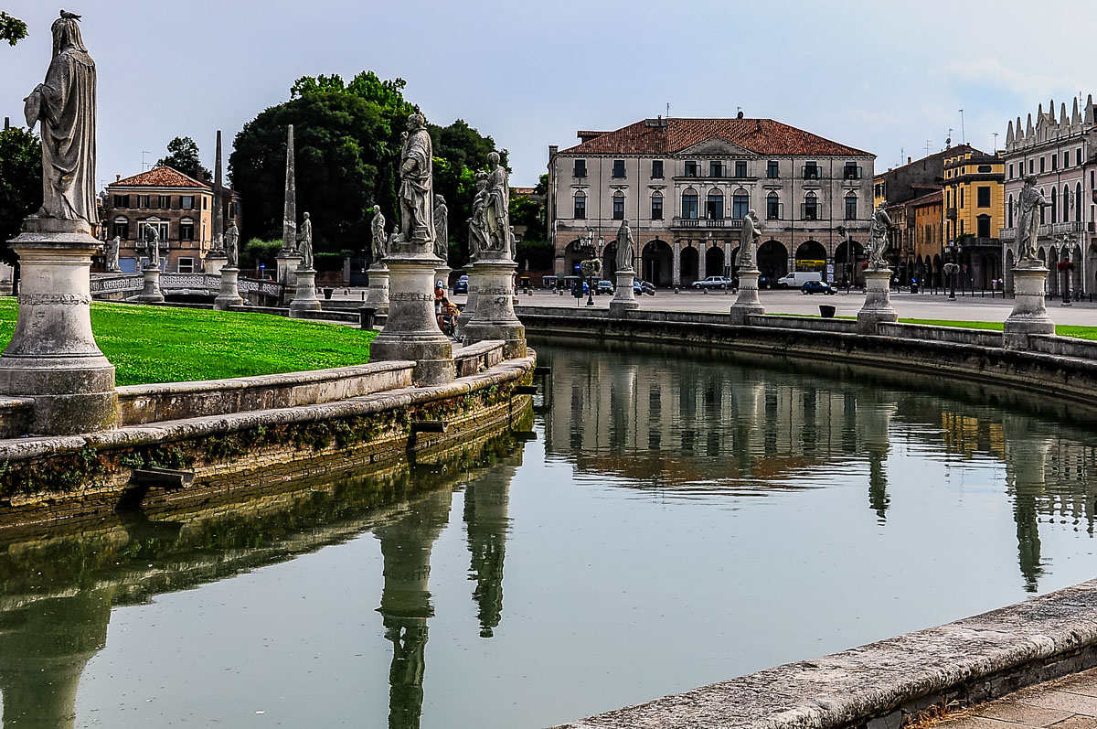 best cities in italy- Padua