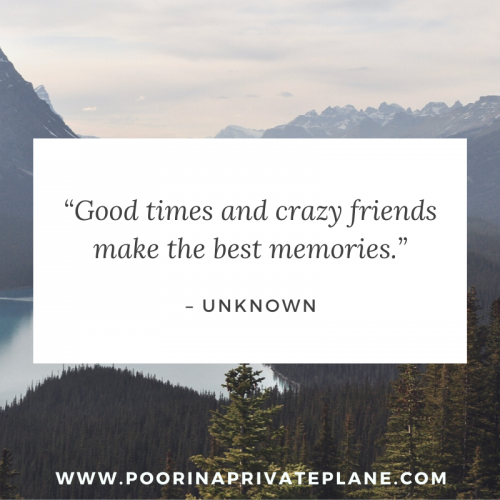 Our Favorite Quotes about Traveling with Friends