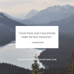 Best Travel with Friends Quotes