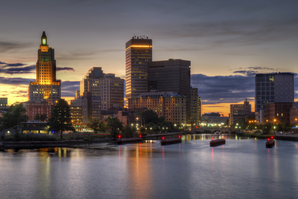 Providence Rhode Island-east coast vacations