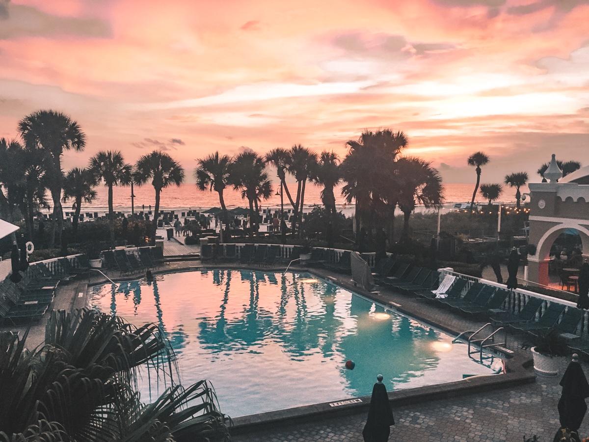 St. Petersburg, Florida-3 day vacation ideas east coast