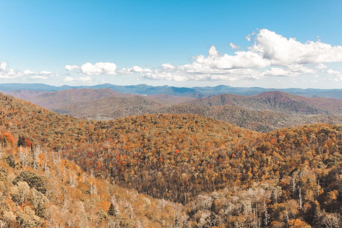Asheville, North Carolina-romantic east coast getaways