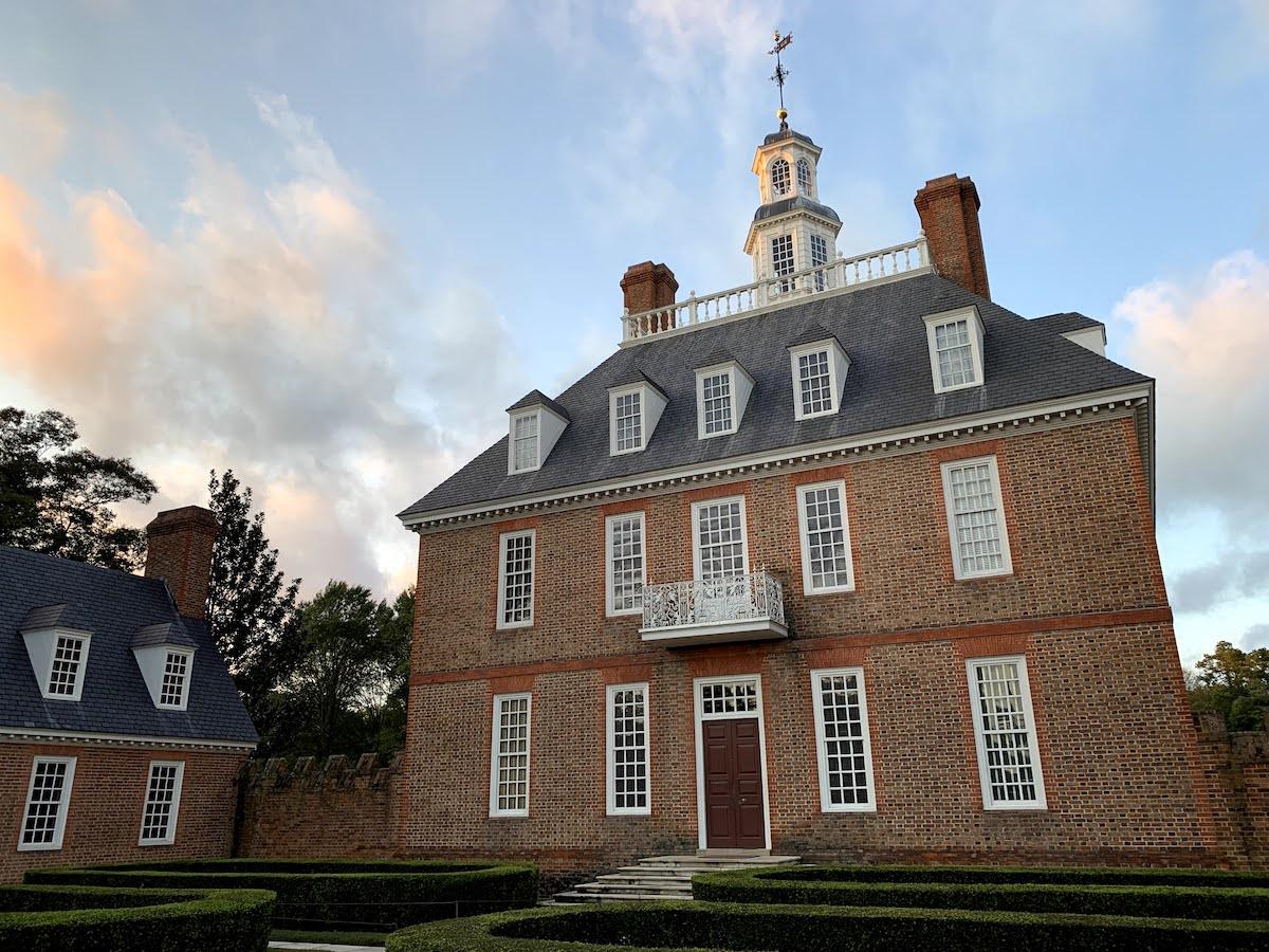 Williamsburg, Virginia-best weekend getaways east coast