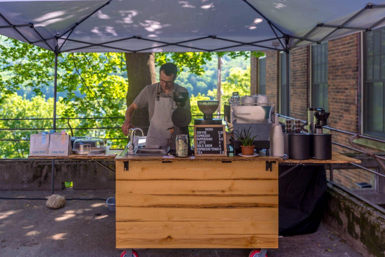 Patio Coffee, Brattleboro, VT