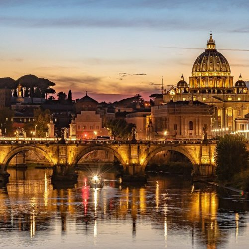 Best Neighborhoods to Stay in Rome