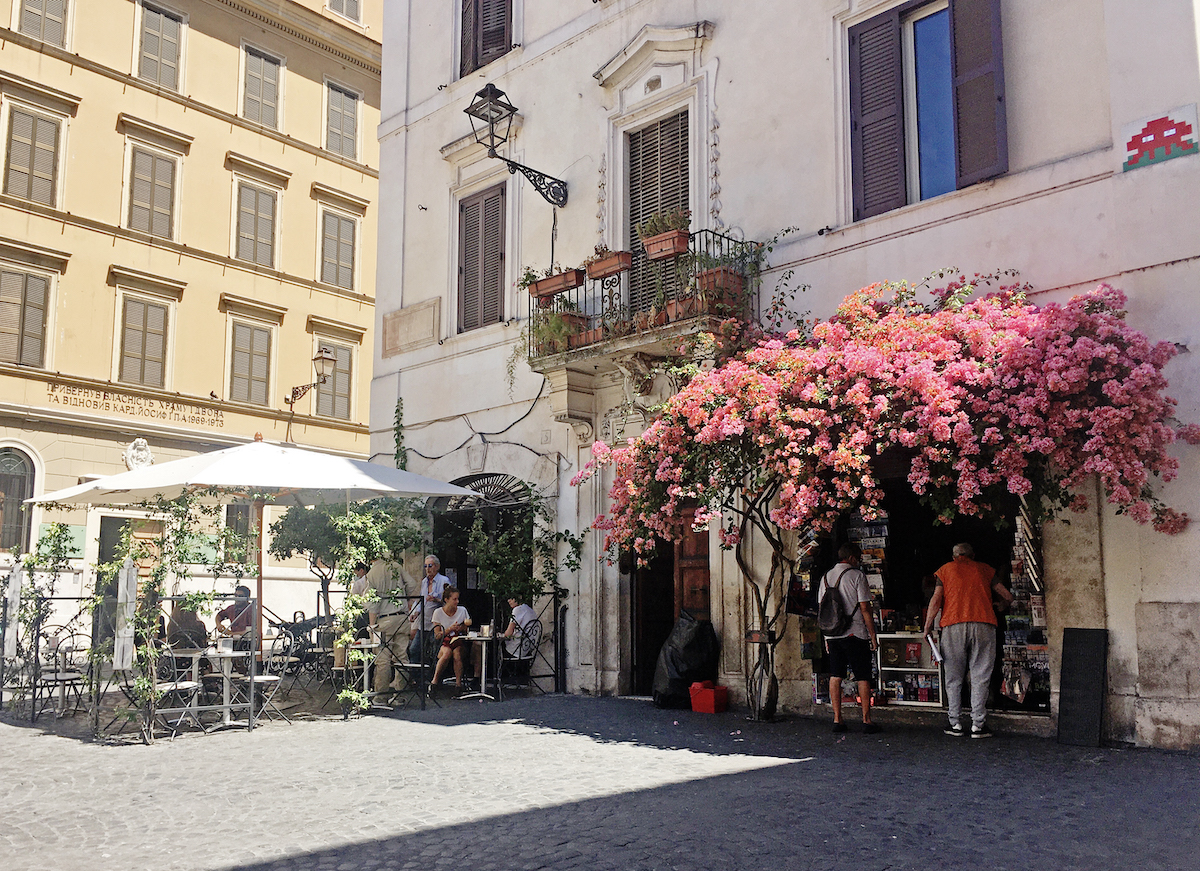 Best Neighborhoods to Stay in Rome for First Timers-Monti